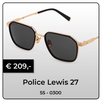 Police eyewear zonnebrillen